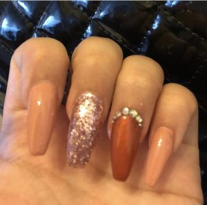 Bonito Nails Beauty Tan